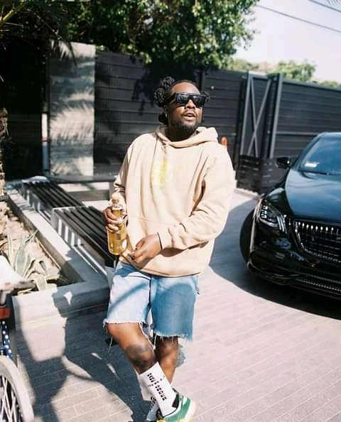 WALE ADMITS HE'S 'EXTREMELY SICK'