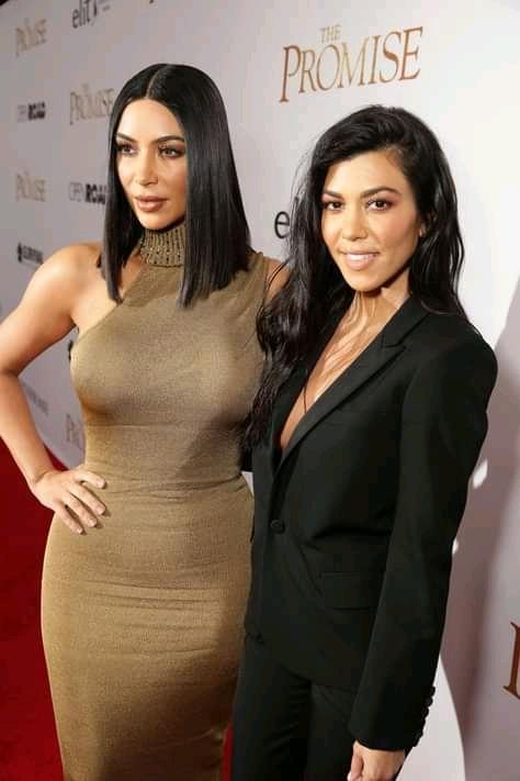 Kim Kardashian takes coparenting advice from her sister Kourtney