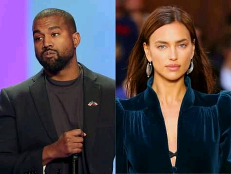 Irina Shayk is not interested in dating Kanye West