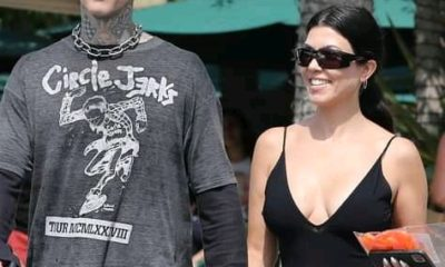 Kourtney Kardashian and Travis Barker are not engaged, Despite rumors to the contrary