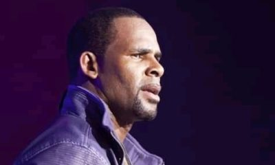R. KELLY HAS BEEN CHARGED WITH MOLESTING AN UNDERAGE BOY TRYING TO GET INTO THE MUSIC INDUSTRY