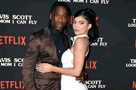 Travis Scott, Kylie Jenner's boyfriend,'smells like weed a lot'