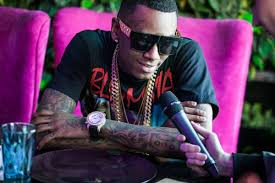 Soulja Boy claims to be the first rapper to have an iPhone