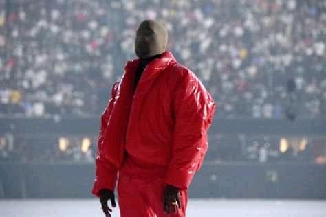 Kanye West Cops New Sculpture Worth Over $1 Million
