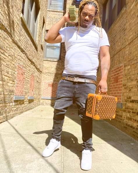 EDAI 600, A CHICAGO RAPPER, WAS KILLED AT THE AGE OF 32