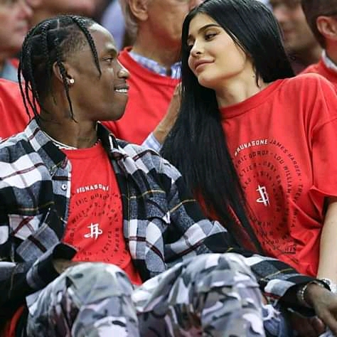 Travis Scott posts sizzling shot of girlfriend Kylie Jenner to celebrate birthday