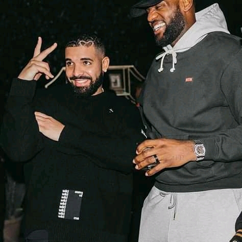 """LEBRON JAMES SAYS DRAKE """"AIN'T F'N AROUND"""" ON 'CERTIFIED LOVER BOY'"""
