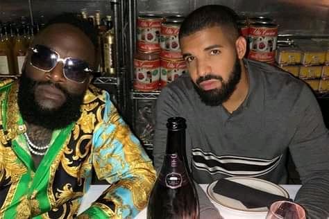 "Drake calls Rick Ross The ""Greatest Rapper Alive"""
