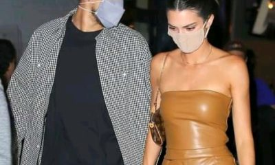 Kendall Jenner 'never stayed far' from Devin Booker at rooftop party