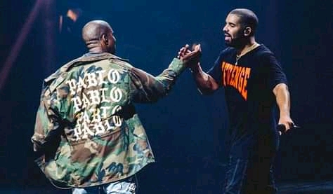 Kanye West astonishes fans as he posts Drake's address to his 7 million followers