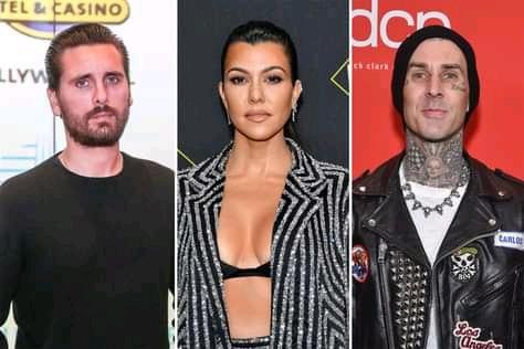 Scott Disick slates Kourtney Kardashian and Travis Barker in leaked messages