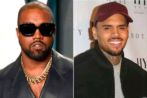 """Chris Brown Leaks His Kanye West Collaboration """"NEW AGAIN"""""""