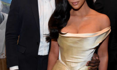 Kanye just addressed Kim Kardashian at the Met Gala for the first time