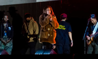 JLO BUSTIN' MOVES WITH JA RULE AND LL ... For Global Citizens Festival