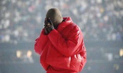 Kanye West leaves town ahead of Kim Kardashian's hosting gig