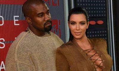 Kim Kardashian, Kanye West 'made eyes' during SNL hosting gig