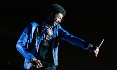 Blueface's Stepdad Assaulted During Home Invasion, Police Suspect Blueface Was the Target – Report