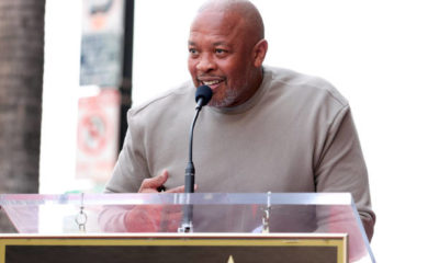 Dr. Dre Receives Divorce Papers At Grandmother's Funeral
