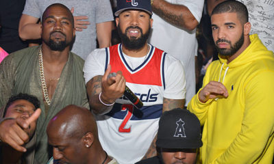 J Prince Says Kanye West and Drake are Working Together to Free Larry Hoover
