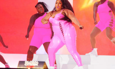 Lizzo Tells Haters To Kiss Her Fat Black Butt