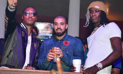 DRAKE & YOUNG THUG IN TIGHT RACE FOR NO. 1 ON BILLBOARD 200 - WITH MAC MILLER CLOSE BEHIND