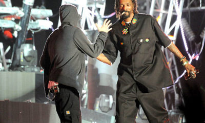 Eminem, Snoop Dogg decide to end their beef for Super Bowl 2022?