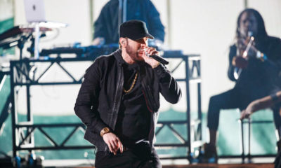 Eminem nears 50 million subscribers on YouTube