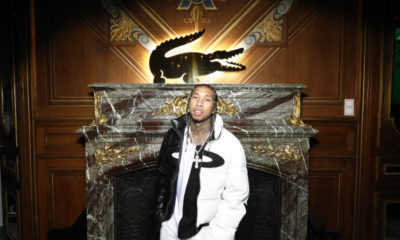 Tyga Speaks Out After Domestic Violence Allegations