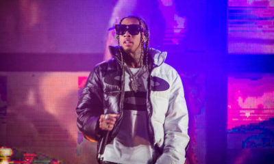 """Tyga Explains How Lil Wayne Inspired """"The Masked Singer"""" Appearance"""