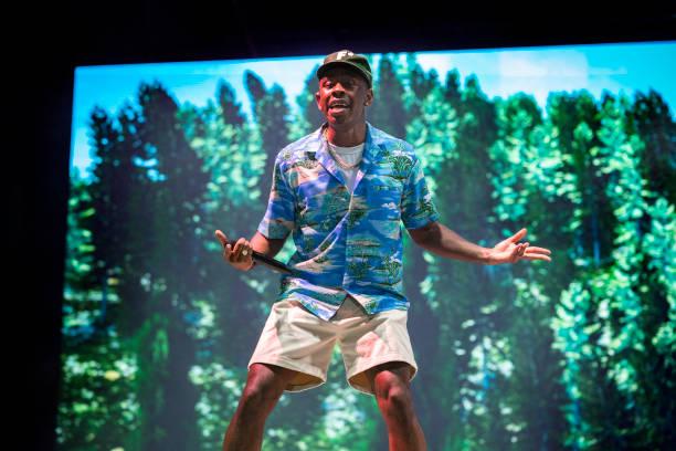 Tyler, The Creator Wins Big At 2021 Bet Hip-Hop Awards